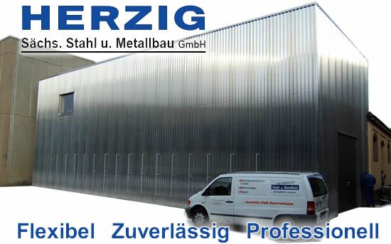 Stahlbau und Metallbau aus Arnsdorf in Sachsen
